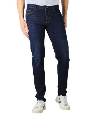 Alberto Slim Jeans Sustainable Denim navy