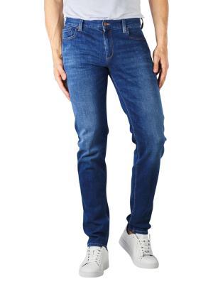 Alberto Slim Jeans Sustainable Denim blue