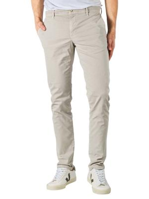 Alberto Rob Pants Slim DS Light Structure light grey