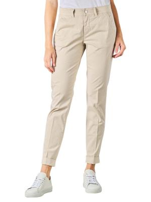 Angels Chino Pant Cropped ecro