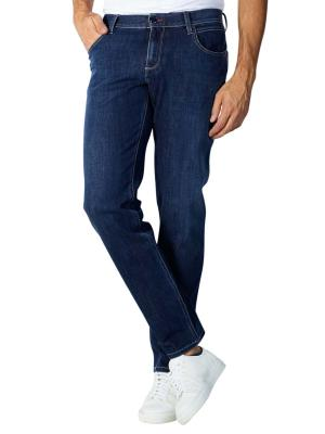 Alberto Robin Jeans Slim Bi Stretch Denim dark blue