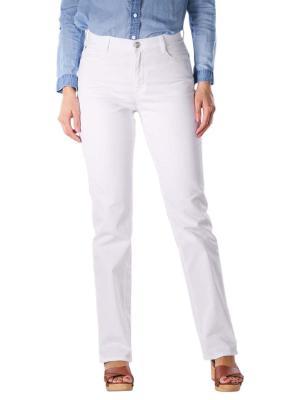 Brax Carola Jeans Straight Fit white