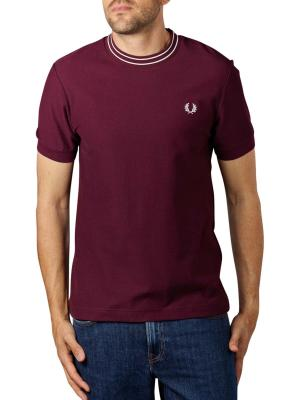 Fred Perry Polo Shirt berry