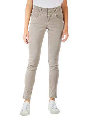 Angels Skinny Button Jeans mud used
