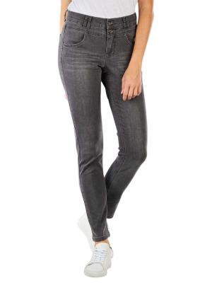 Angels Skinny Button Jeans grey used