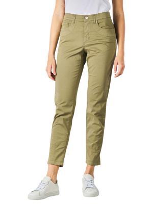 Angels Tama Cropped Jeans light khaki