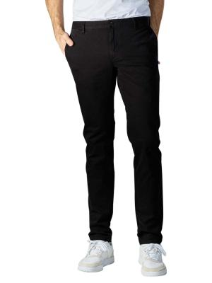 Alberto Rob Pants Slim Fit DS Broken Twill black