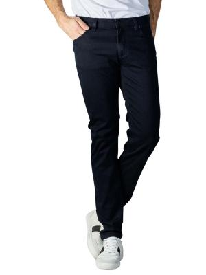 Alberto Slim Jeans DS Dual FX Denim navy