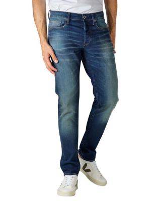 G-Star 3301 Slim Jeans worker blue faded