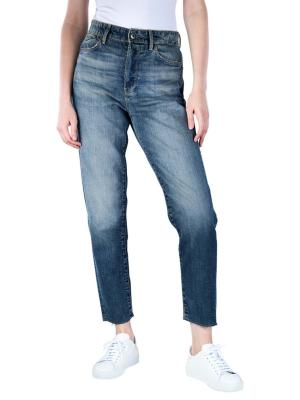 G-Star Janeh Jeans Ultra High Mom Ankle faded atlas