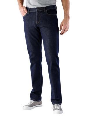 Alberto Pipe Jeans Slim Bi-Stretch Denim navy