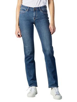 Lee Marion Straight Jeans mid tiverton