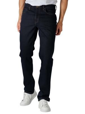 Lee Brooklyn Jeans Straight Fit blue black