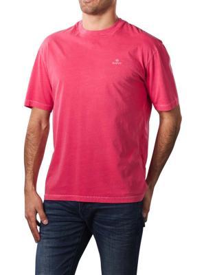Gant Sunfaded SS T-Shirt paradise pink