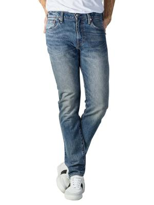 Levi's 512 Jeans Sllim Fit Tapered yell and shout