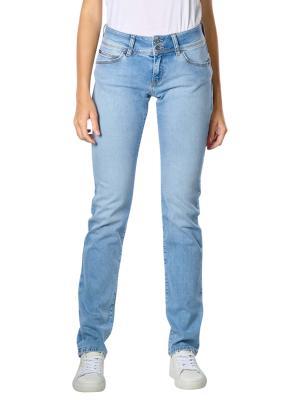 Cross Loie Jeans Straight Fit light blue