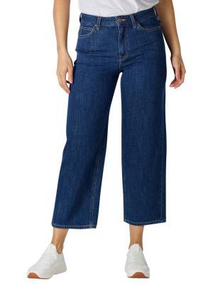 Lee Wide Leg Jeans rinse
