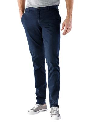Alberto Rob Pant DS Broken Twill navy