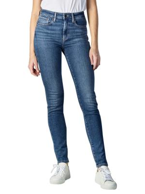 Levi's High Rise Skinny good afternoon