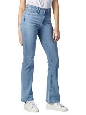 Levi's 725 High Rise Bootcut Jeans rio locker