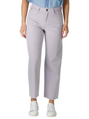 Lee Wide Leg Jeans lilac