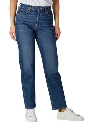 Lee Carol Jeans dark ruby