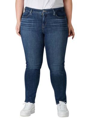 Levi's 311 Jeans Shaping Skinny Plus Size maui views plus sp