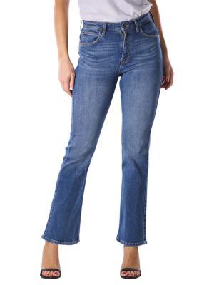 Lee Breese Boot Jeans mid worn martha