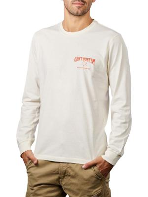 Lee Longsleeve T-Shirt ecru