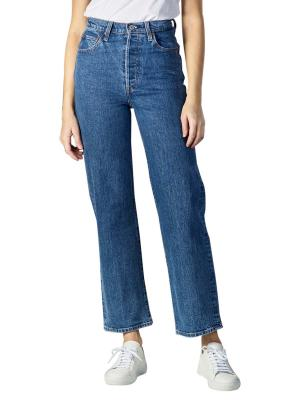 Levi's Ribcage Jeans Straight Fit ankle georgie