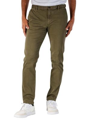 Alberto Rob Pant Slim DS Coloured Dual FX military