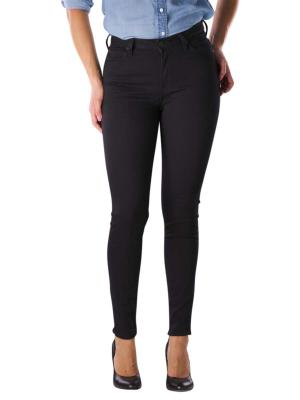 Lee Scarlett High Jeans Skinny black rinse