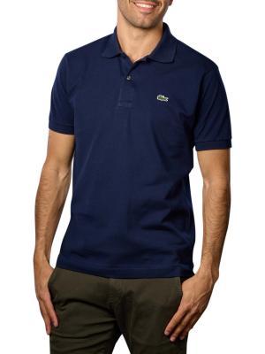 Lacoste Polo Shirt Short Sleeves marine