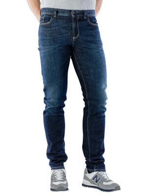 Alberto Pipe Jeans Slim DS Denim navy