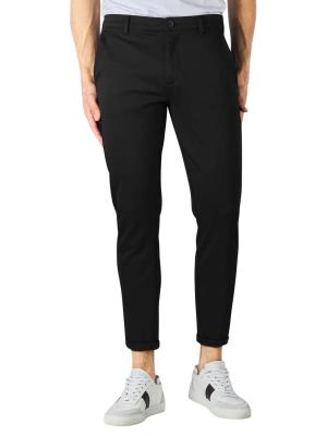 Gabba Pisa Jersey Pants Cropped black
