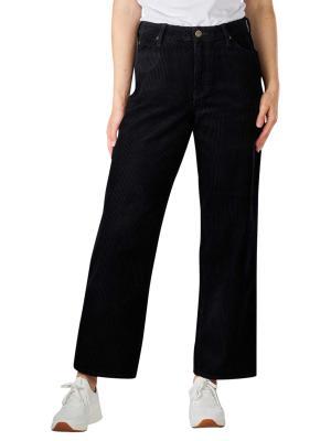 Lee Wide Leg Jeans black