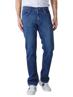 Lee Brooklyn Straight Jeans mid worn ray