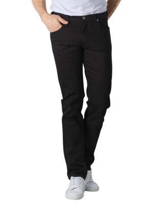 Lee Daren Jeans Zip Fly clean black