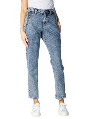 Angels Tapered Revival Jeans Zip light blue moon