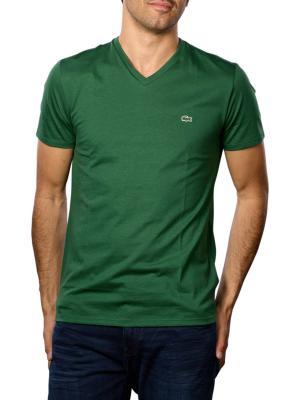 Lacoste T-Shirt Short Sleeves V Neck 132