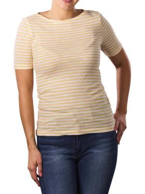 Marc O'Polo T-Shirt Boat Neck multi vanilla