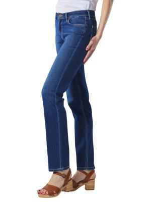 Lee Marion Straight Jeans mid worn in ray