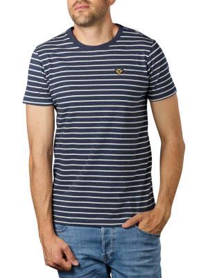 PME Legend Short Sleeve T-Shirt Nap Jersey dark sapphir