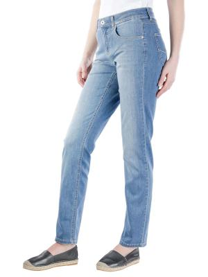 Angels Cici Jeans Straight light blue used