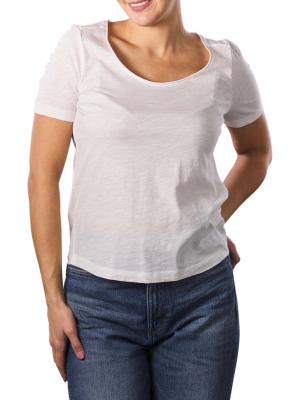 Marc O'Polo Relaxed Fit T-Shirt Round Neck paper white