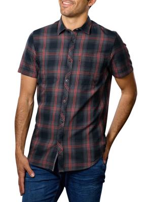 PME Legend Short Sleeve Shirt Twill Check 9123