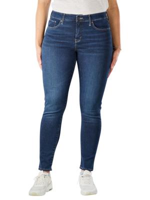 Levi's 310 Jeans PL Shaping SPR Skinny west bound plus 10