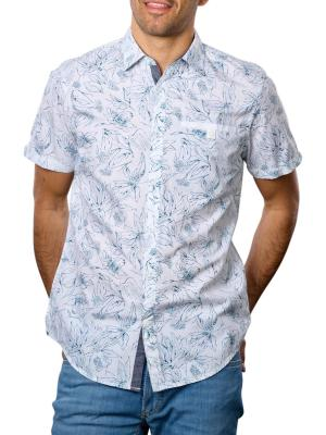 PME Legend Short Sleeve Shirt Allover Print 7003