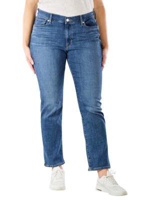 Levi's Classic Straight Jeans Plus Size maui waterfall plus