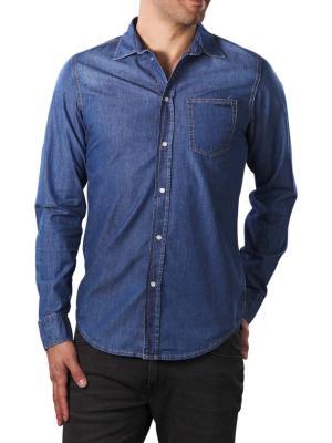 Pepe Jeans Porter Shirt denim blue